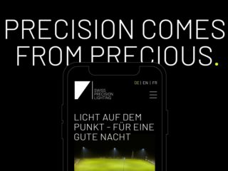 Swiss Precision Lighting